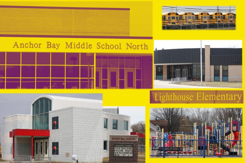 Anchor Bay Middle School North